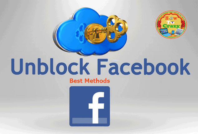 unblock facebook college library