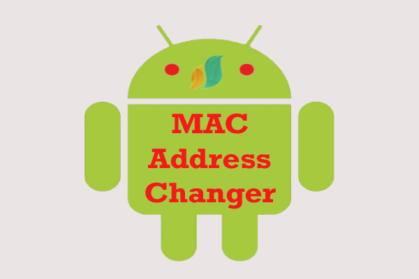 Android mac address changer apps