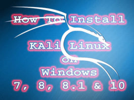 install-kali-linux-windows-