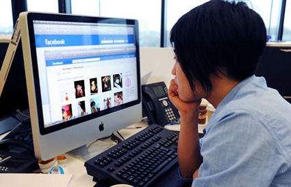 how to track friends activity on Facebook