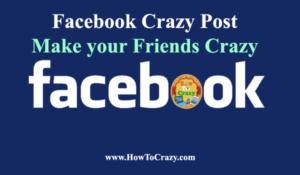 Facebook Profile Prank Trick