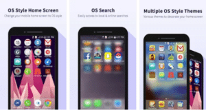 IOS 10 Launcher for Android