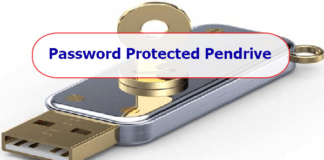 make-pendrive-password-protected