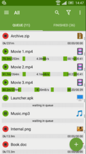 Best Download Managers For Android - Advanced Download Manager for Android