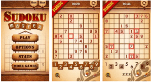 Android Apps To Train Your Brain - Sudoku Master