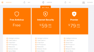 Avast Free Antivirus for Windows - Best Free Antivirus for Windows 10