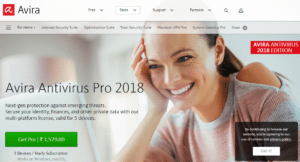 Avira  Free Antivirus for Windows - Best Free Antivirus for Windows 10