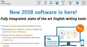 WhiteSmoke - Best Sites Like Grammarly