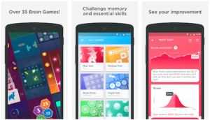 Android Apps To Train Your Brain - Peak
