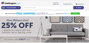 Gettington - Websites like Fingerhut, Stores like Fingerhut