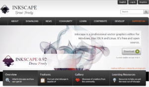 Inkscape - Top 5 Free PDF Online and Offline Editing Software