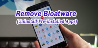 remove-uninstall-bloatware