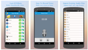 Best Voice Changer - Best Voice Changer Apps For Android