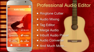 Best Audio Editing Apps for Android Professional Audio Editor
