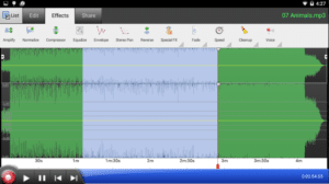 Best Audio Editing Apps for Android Wave Pad Audio Editor