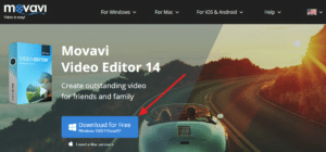 MovAVI Video Editor - Professional Video Editing Software for YouTube