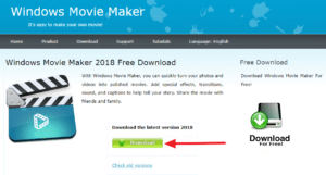 Windows Movie Maker - Professional Video Editing Software for YouTube