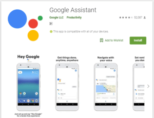 Google Assistance - Best To Do List Apps For Android