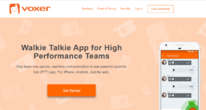Voxer - Free Walkie-Talkie Apps For Android and iPhone
