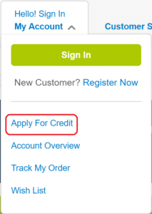 Fingerhut Apply for Credit