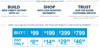 Ultimate Guide to Fingerhut - Top Buy Now and Pay Later Website