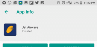 Right way to Uninstall Android Apps - Tap Uninstall button