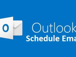 Schedule Email On Outlook