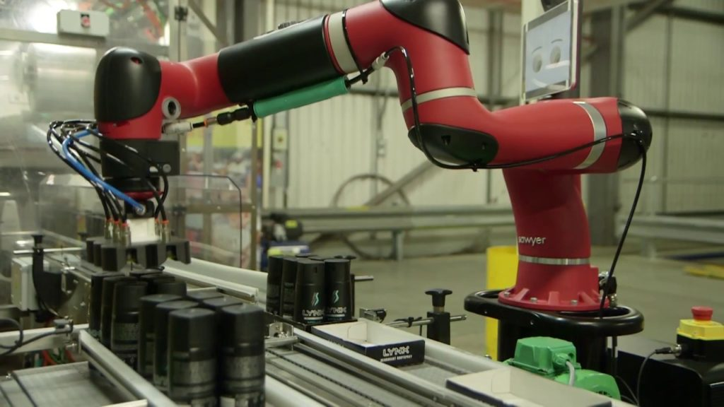 Large Scale Collaborative Robots