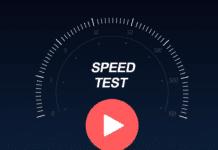 Comcast Xfinity Internet Speed Test
