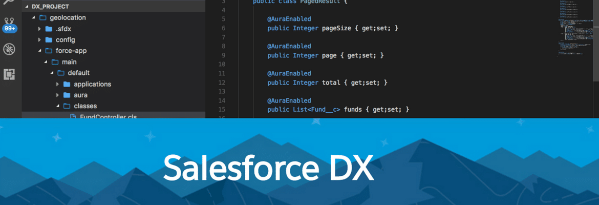 Few Limitations of Salesforce DX and the Possible Workarounds