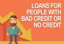 Tips for Getting A Loan with Bad Credit Score