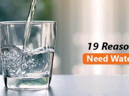 Purified drinking water mandatory for a healthy body