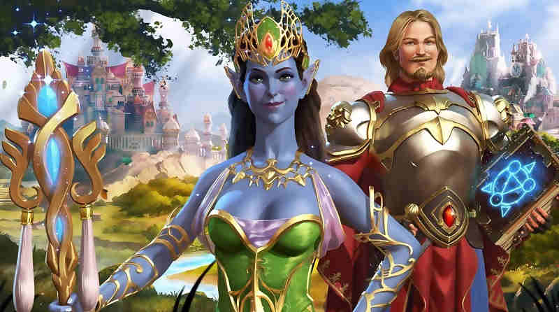Download Elvenar Game On PC