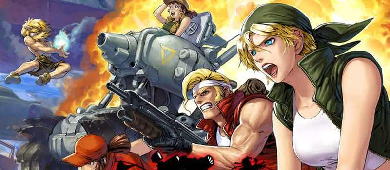 Download Metal Slug Attack On PC