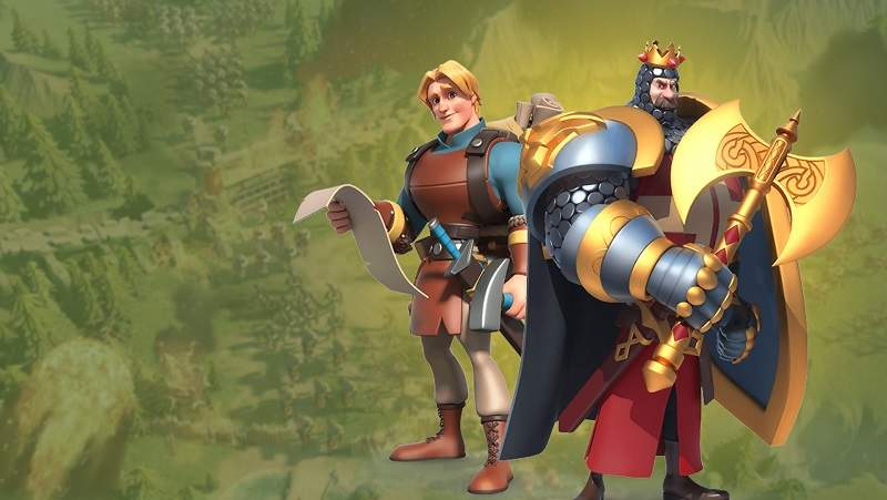 Download Rise of Kingdoms Games On PC