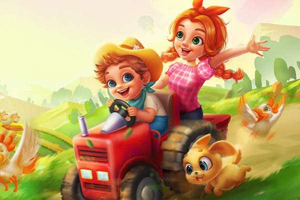 Family Farm Seaside Game On PC
