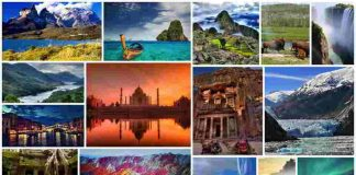 How to Spend Holidays in Most Attractive Places in the World