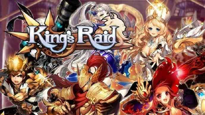 King's Raid Mobile Game On PC