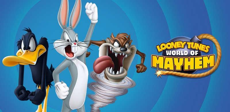 Looney Tunes World of Mayhem Game On PC