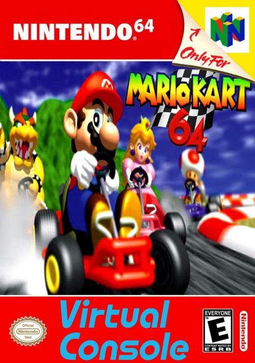 Mario Kart 64 Nintendo64