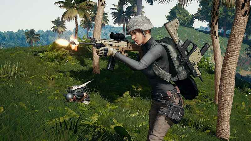 PUBG Mobile Game On PC