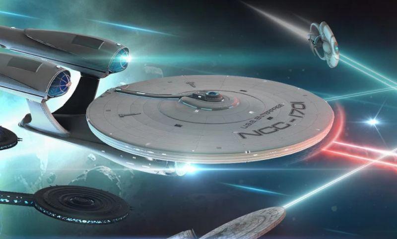 Play Star Trek Fleet Command On PC