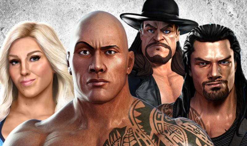 Play WWE Chanipons 2019 On PC
