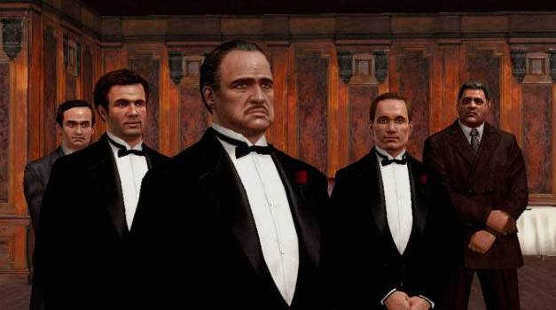 The Godfather Game On PC