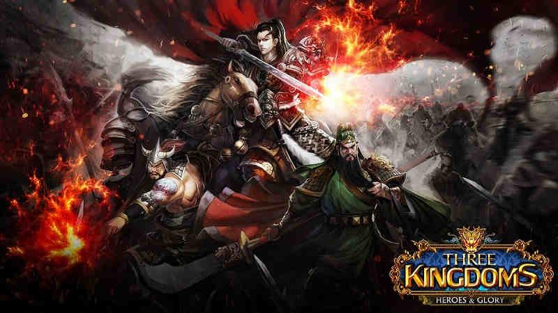Three Kingdoms Game On PC