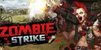 Zombie Strike Game On PC
