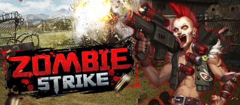 Zombie Strike Game On PC