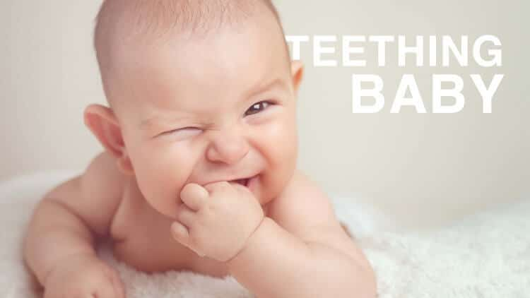 Teething Period – How to Relieve Baby's Sore Gums