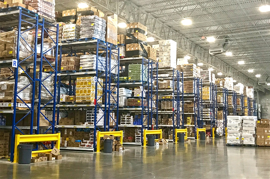 Why Invest in a Pallet Racking System For Your Warehouse
