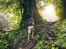 6 Tips for Hiking Alone